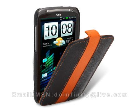 Melkco Jacka Type Leather Flip Case HTC Sensation 4G Pyramid G14 New