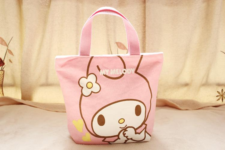 Melody Canvas Hand Bag Shopping Bag