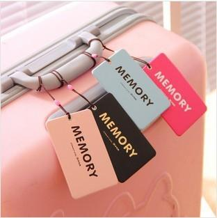 Memory Travel Tag / Luggage Tag
