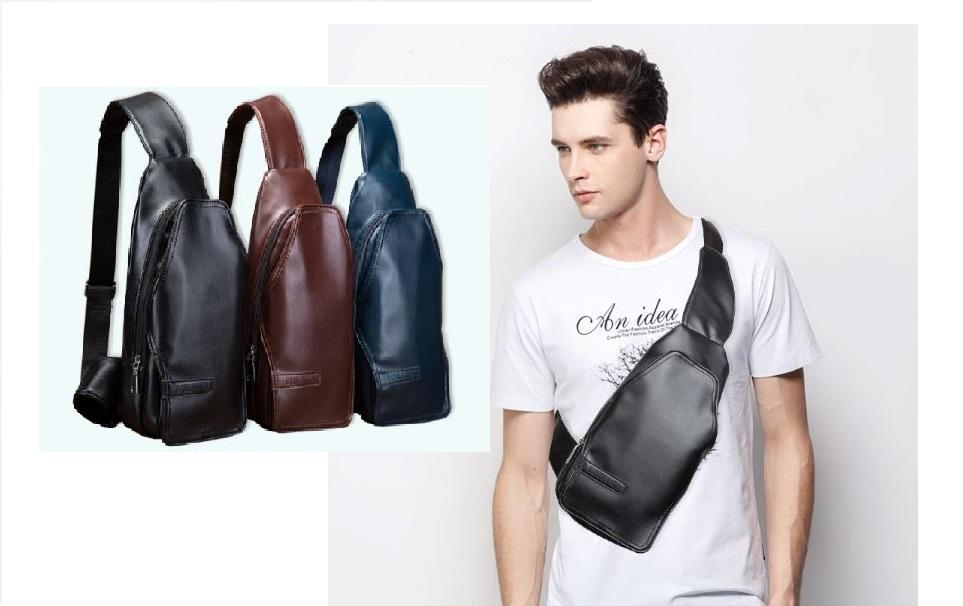 Men High Quality Chest Bag Cross Body (end 8/9/2017 3:15 PM)