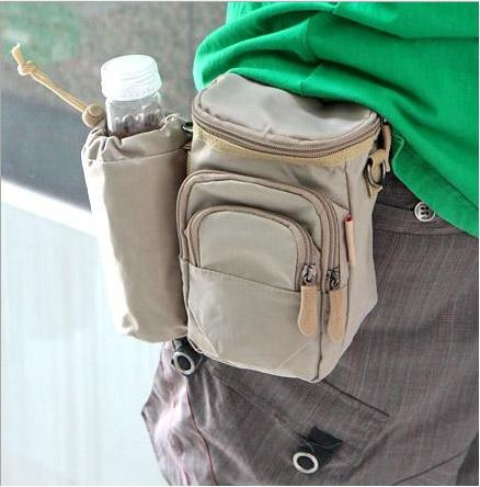 Men's water level nylon pockets/ Sling Bag / Pouch Bag