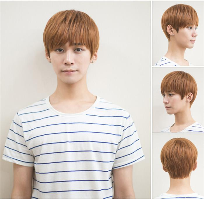 men wig DF10/ rambut palsu/ ready stock
