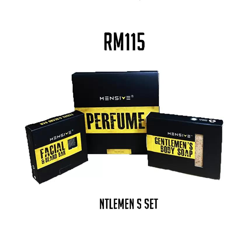 [NEW] Mensive Gentlemen's Set