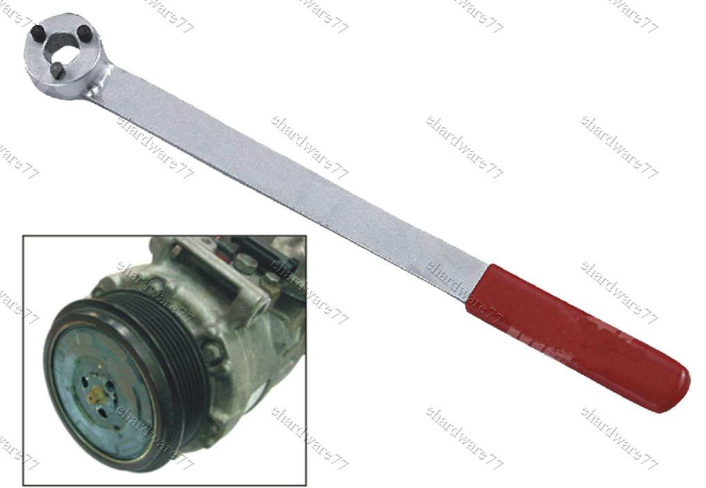 Mercedes AC Compressor Belt Pulley Holding Tool (4727)