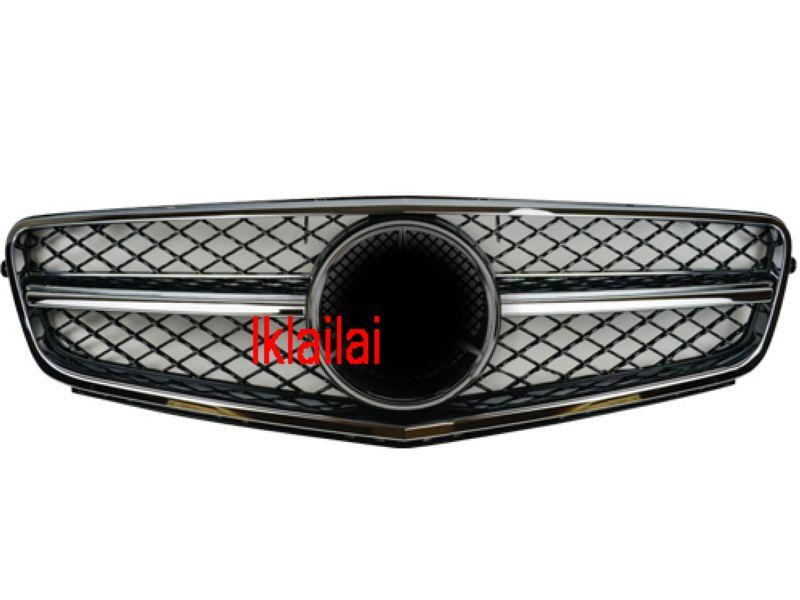 Mercedes Benz C-Class W204 `12 C63 Style Front Grille