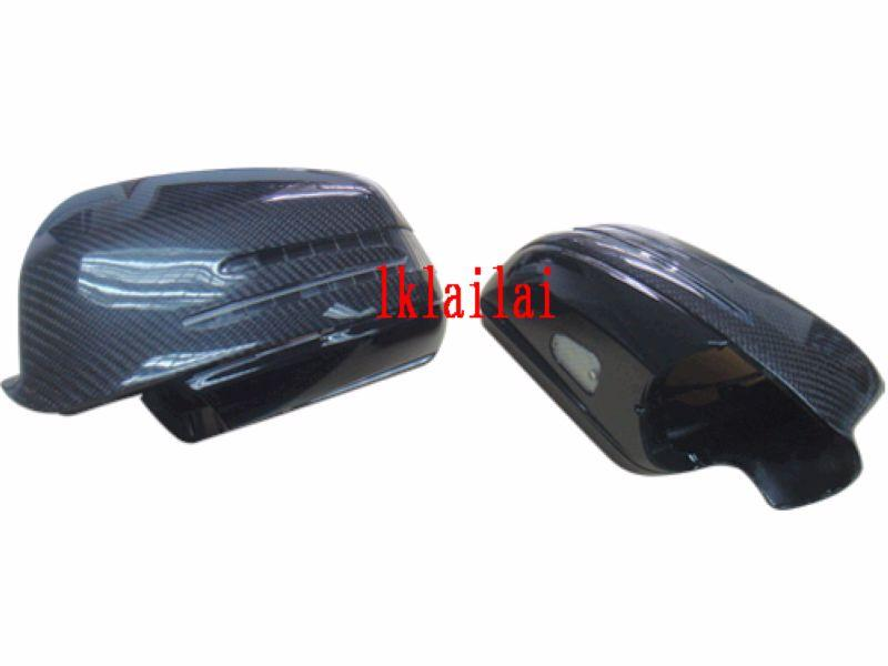 Mercedes Benz W207 `10 Door Mirror Cover Arrow Style LED Painted