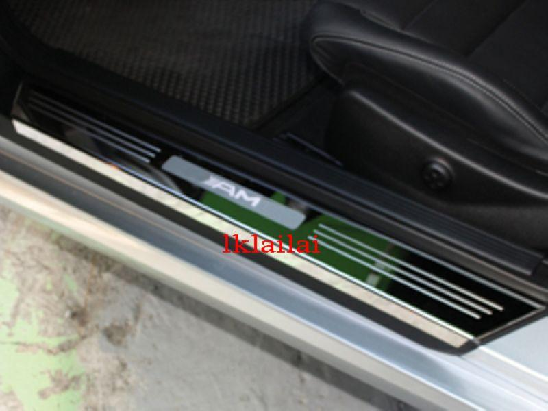 Mercedes Benz  W207 Coupe `10 Door Sill S/Steel W/Light