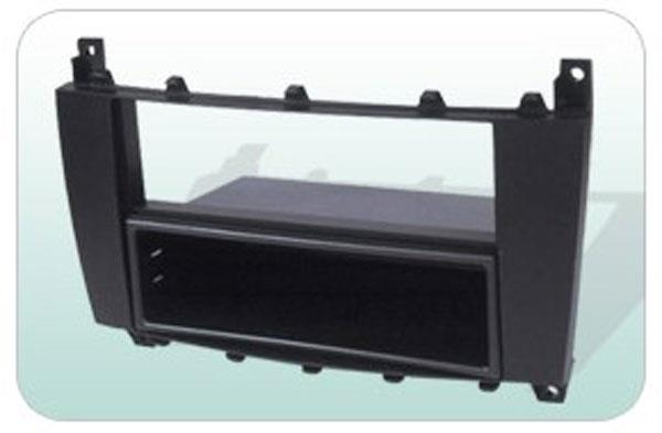 MERCEDES W203 04-07 Double/ Single Din Player Casing Panel BN-25F53098