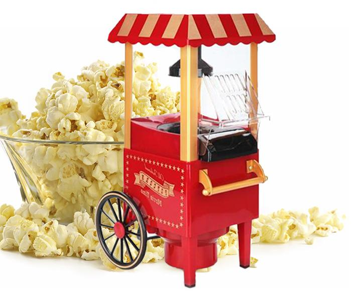 Mesin Popcorn Home Made Popcorn Maker Old Fashioned Movie Time