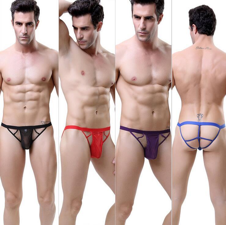 MG3008 Sexy Panties Sexy Underwear Man G-String (4 Colors)