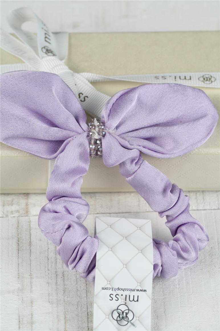 MI.SS Fabric Hair Tie h0114fht-2