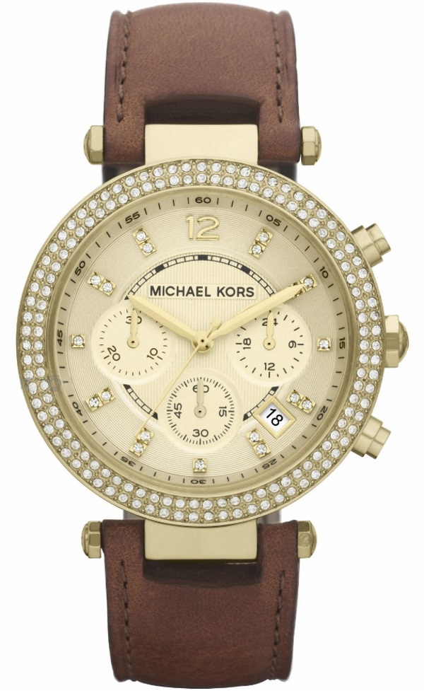 Michael Kors MK2249 Women's Parker Chronograph Watch