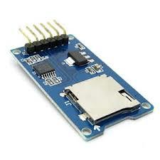 Micro SD Card Module For Arduino, Robotics, Respberry