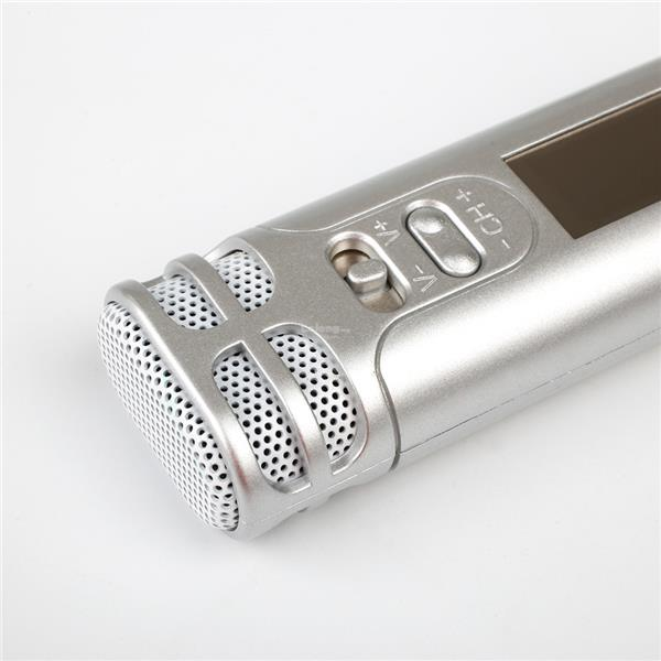 Microphone Mini Pocket Portable Handheld FM Mic