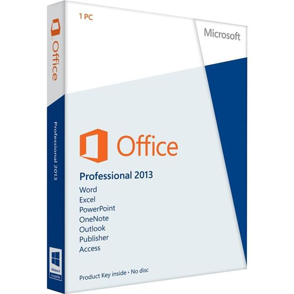 Genuine microsoft office professional plus 2017