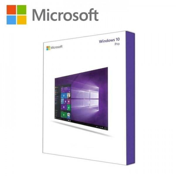 Microsoft Windows 10 Professional 32/64Bit Retail Package
