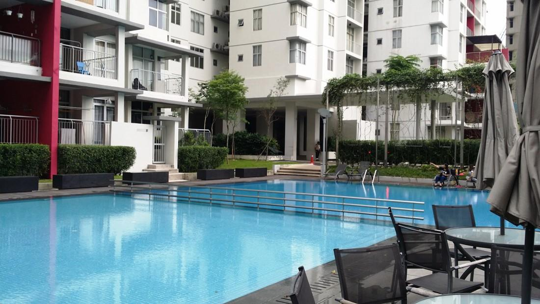 Midfields Condo for sale, Ground Floor, 2 car parks, Sungai Besi, KL