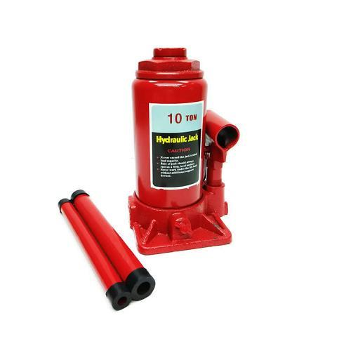 MIGHTY 10 TON HYDRAULIC BOTTLE SERVICE JACKS