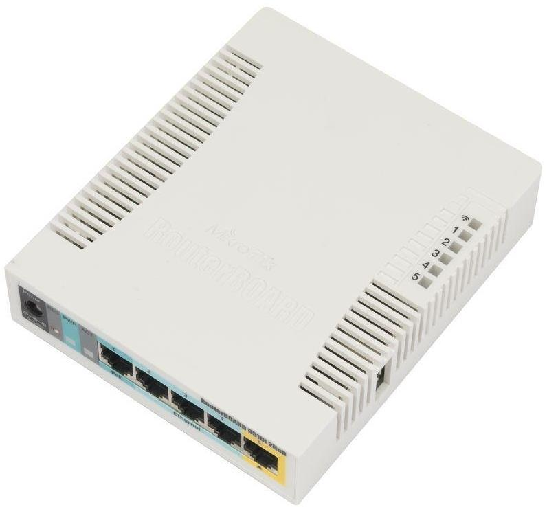 MIKROTIK WIRELESS ROUTER UNIFI LOAD BALANCING (RB951Ui-2HnD)