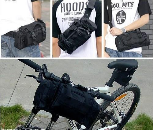 Military Shoulder Waist Pouch Sling (end 4/16/2015 7:15 PM)
