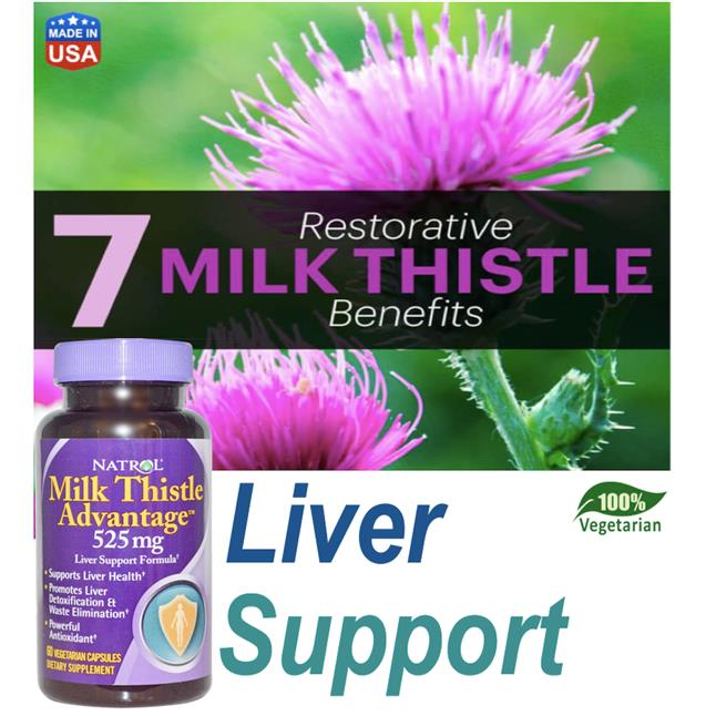 Liv 52 And Milk Thistle