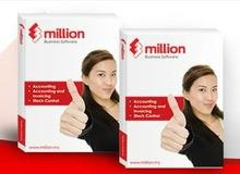 Million Software - Stock + Billing (LAN Version)