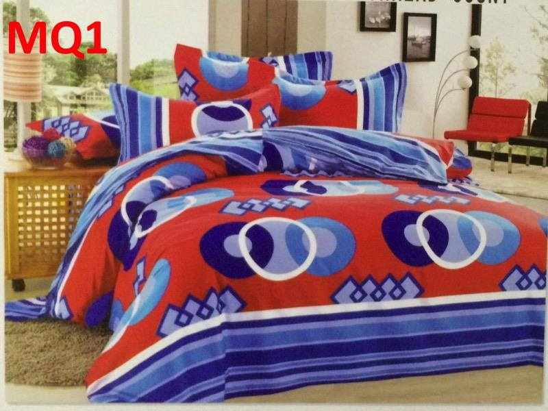 Mimiko Queen size fitted bedsheet (MQ1)