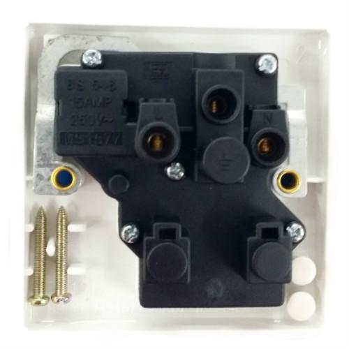 [NEW] MIND 15A 1 Gang Switch Socket Outlet with Neon Indicator 2K151