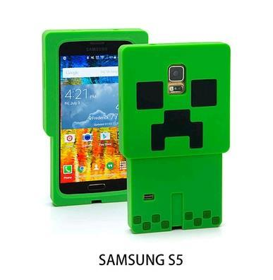 Minecraft Samsung S5 Phone Casing Case Cover