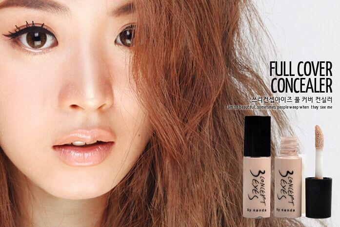 Mini 3CE Full Cover Concealer