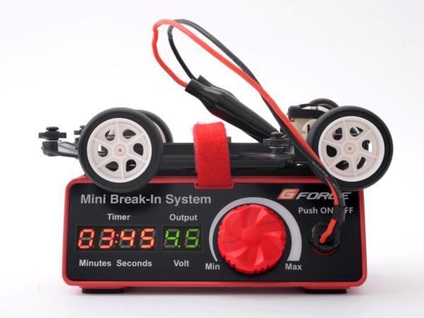 Mini 4WD Motor-Engine Break In Machine System