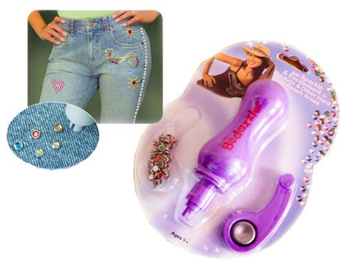 Mini BeDazzler Tool Kit add sparkle pants