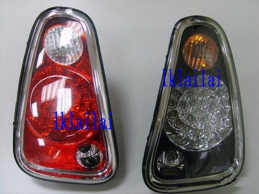 MINI COOPER '01-06 R50 / R52 / R53 LED Tail Lamp [Black or Red]