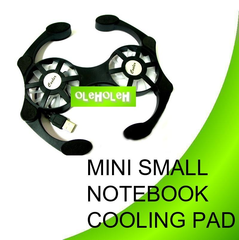 Mini Small Cooling Cooler Notebook Laptop Cooling Pad