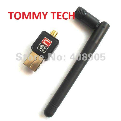 Mini USB WiFi 150Mbps Wireless Adapter 150M LAN Card 802.11ngb with An