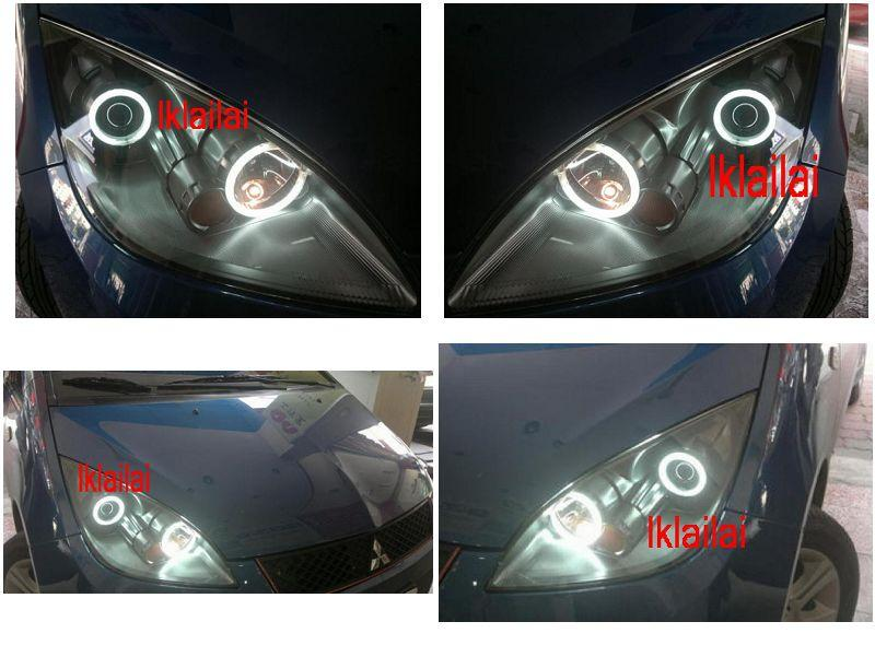 MITSUBISHI COLT PLUS '07-09 CCFL Projector Head Lamp