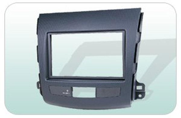 MITSUBISHI OUTLANDER 2007 - 2009 Double Din Casing Panel [BN-25K2008]