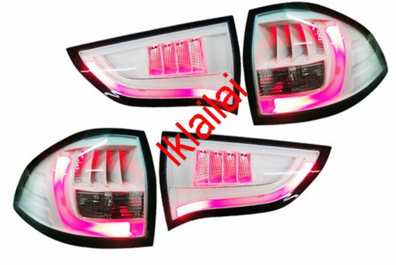 MITSUBISHI Pajero SPORT 09-12' LED TAIL LAMP WHITE