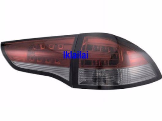 Mitsubishi Pajero Sport `09 Tail Lamp Crystal LED Smoke or Red/Clear