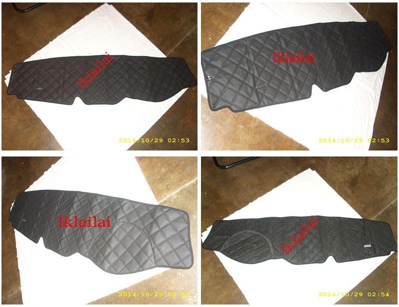 MITSUBISHI TRITON DAD Dashboard Cover [Black Line]