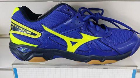 MIZUNO WAVE TWISTER 4 - NEON /YELLOW