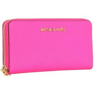 96ab7303ce39 Buy pink mk wallet   OFF63% Discounted