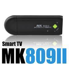 MK809II Dual Core Cortex A9 8GB TV Box Mini PC Dongle Bluetooth