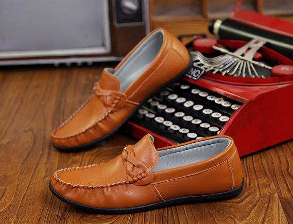 MKS31 Korean Style Formal Leather Men Shoes