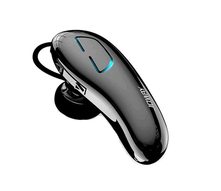 Mobile Wireless Bluetooth Headset (Black)