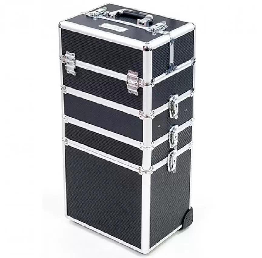 MollyCoddle Professional Beautify 2-in-1 Cosmetics Beauty Trolley