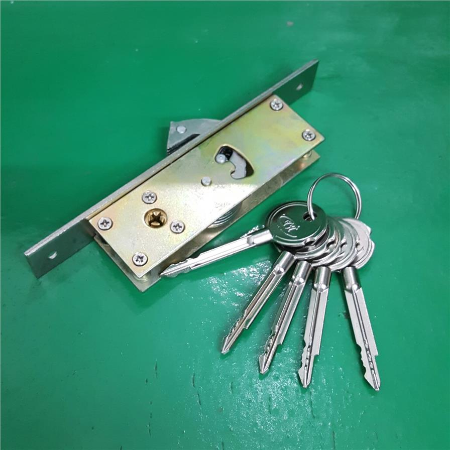 MORTISE HOOK LOCK