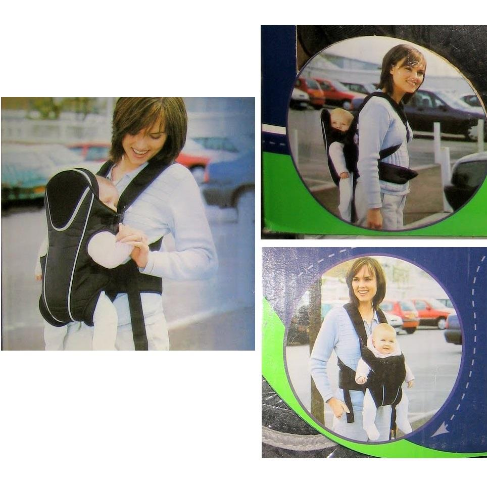 How to mothercare wear baby carrier video