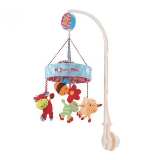 MOTHERCARE BLOSSOM FARM MOBILE FOR BABY COT