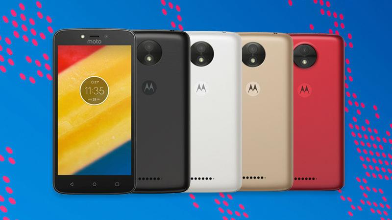 MOTO C - Android 7.0 (Nougat) ORIGINAL by MOTO MALAYSIA!